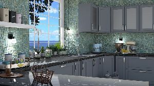 PVC Kitchen Interior Designing Service