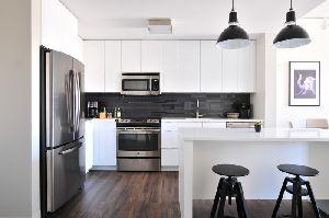 Wooden Kitchen Interior Designing Service 01