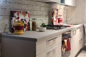 Wooden Kitchen Interior Designing Service 03