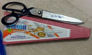Blue Handle American Shape Tailor Scissor