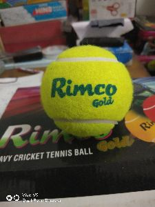 Rimco Gold Tennis Ball