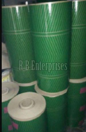 Green Paper Plate Roll 05