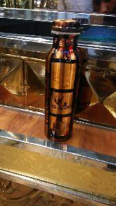 Elegant Copper Bottle