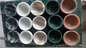 Decorative Marble Bowl