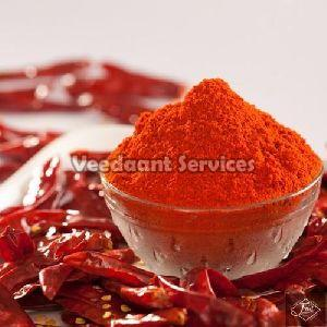 Kashmiri Mirch Powder Chilli