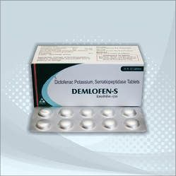 Demlofen S Tablets