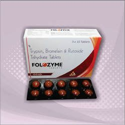 Folozyme Tablets