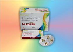 Mucifer Soft Gelatins Capsules