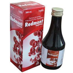 Redmont Syrup