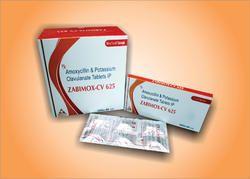 Zabimox CV 625 Tablets