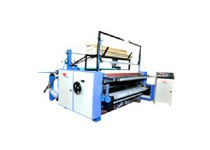 Toilet Paper Log Rewinder Roll Making Machine