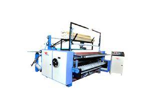 Toilet Paper Log Rewinder Roll Making Machine