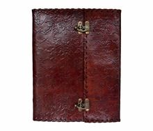 Leather Journal Note Book