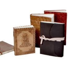 Soft Leather Journal Notebooks