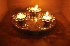 Indian Tea Light Candle Holders