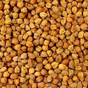 Indian Black Chickpeas