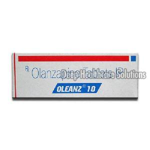 10 MG Oleanz Tablets