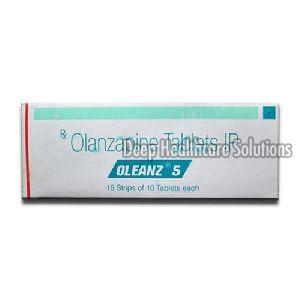 5 MG Oleanz Tablets