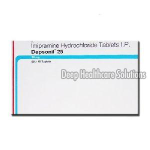 25 MG Depsonil Tablets
