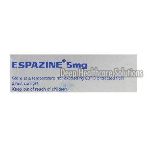 5 MG Espazine Tablets