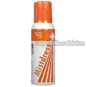 Mistdress Antiseptic Spray