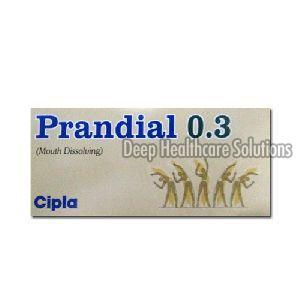 Prandial Tablets