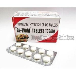 Tramadol Hydrochloride Tablets