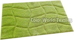 Loop Cut Bath Mat