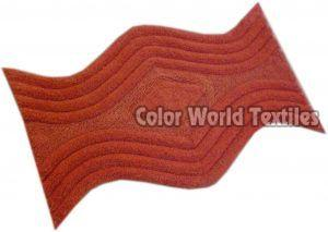 Shaped Bath Mat
