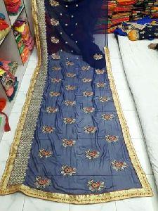 Annu Designer Work Saree