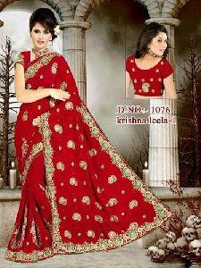 Wedding Designer Work Sarees