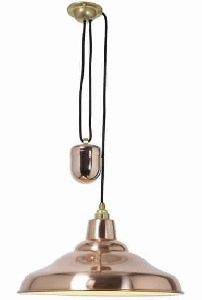 INDUSTRIAL PENDENT RISE LAMP