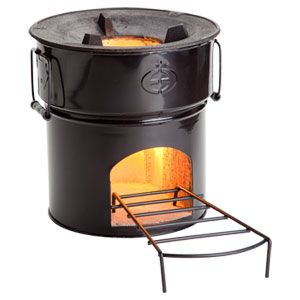 Smokeless Stove