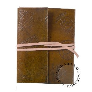 Handmade Leather Journal-For Writing