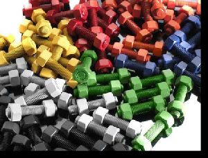 Epoxy Coated bolts