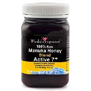 7 Plus NPA Active Manuka Honey