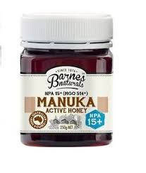 15 Plus Natural Active Manuka Honey