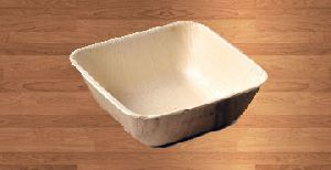Square Areca Leaf Bowl