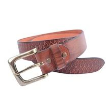 Hand Carving Leather Belt