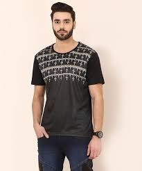 Mens Party Wear T-Shirt