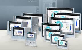 Siemens HMI Touch Panel