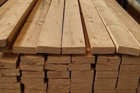 Rectangular Timbers