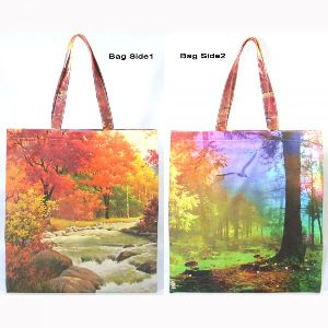 Photo on Tote Bag