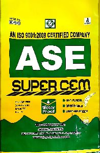 Waterproof Cement Paint (Ash Super Cem)