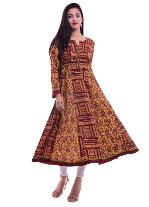 Ladies Party Wear Kurti 01