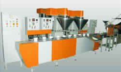 auto grease filling machine