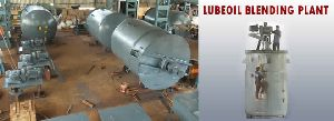 LUBEOIL BLENDING PLANTS