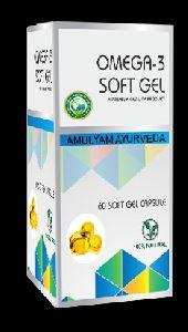 Omega -3 Soft Gel Capsule