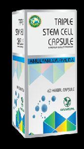 Triple Stem Cell  Capsule