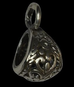 Sterling Silver Pendant Bail 9mm